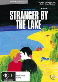 Stranger By The Lake on DVD
