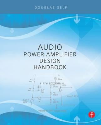 Audio Power Amplifier Design Handbook by Douglas Self image