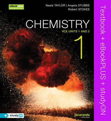 Chemistry 1 Vce Units 1 and 2 & Ebookplus by N. Taylor