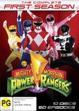Mighty Morphin Power Rangers: Season 1 - Complete Collection on DVD