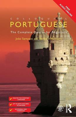 Colloquial Portuguese by Barbara McIntyre image