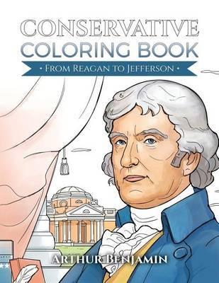 Conservative Coloring Book by Arthur Benjamin