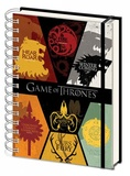 Game of Thrones: A5 Notebook - Sigils