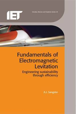 Fundamentals of Electromagnetic Levitation by Alan J. Sangster