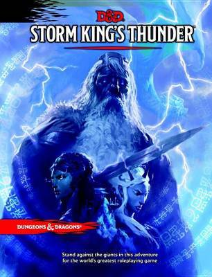 Dungeons & Dragons: Storm King's Thunder by Wizards RPG Team image