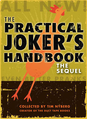 The Practical Joker's Handbook by Tim Nyberg image