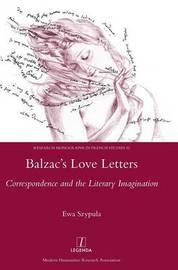 Correspondence and the Literary Imagination by Ewa Szypula
