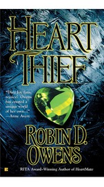 Heart Thief by Robin D Owens