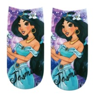Disney: Jasmine - Ladies Socks