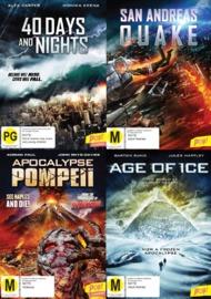 Disaster Mockbusters Bundle on DVD, Blu-ray
