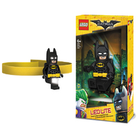 Lego Batman Movie Head Lamp (Batman)
