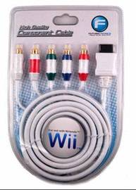 Futuretronics Hi-Quality Component Cable for Nintendo Wii image