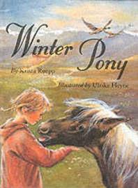 Winter Pony by Krista Ruepp image