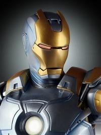 "Marvel: Iron Man (Sorayama Metropolis Ver.) - 18.5"" Statue"