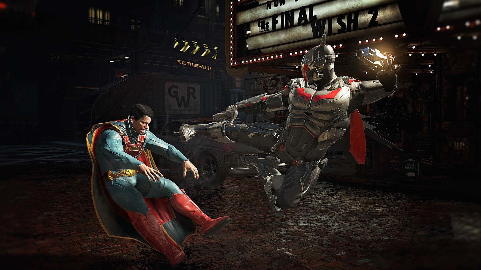 Injustice 2 Legendary Edition screenshot