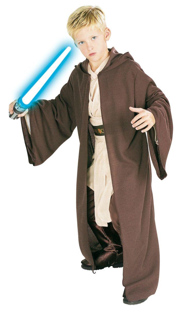 Star Wars: Jedi Deluxe Robe - Costume Accessory (Small) image