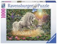 Ravensburger : Mystical unicorn Puzzle (1000 Pcs)