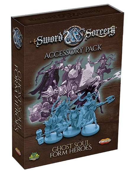 Sword & Sorcery: Ghost Soul Form - Hero Pack