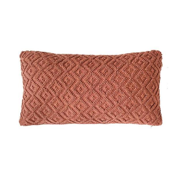 Bambury: Ilka Cushion - Cayenne (30 x 60cm)