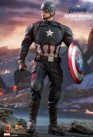 "Avengers: Endgame - Captain America - 12"" Articulated Figure image"