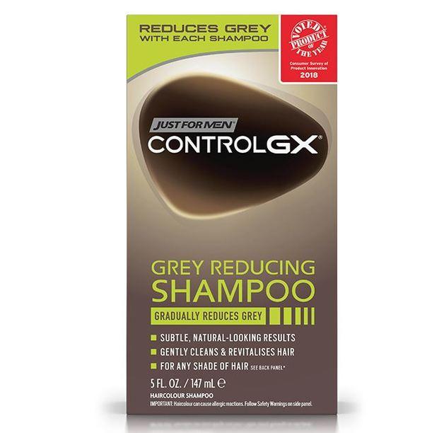 Control GX Grey-Reducing Shampoo (147ml)