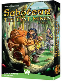 Saboteur: The Lost Mines - Card Game