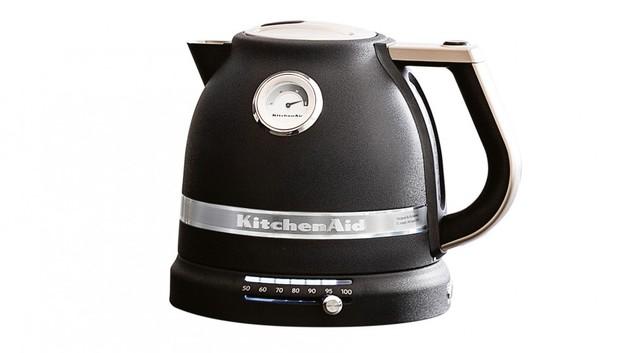 KitchenAid: ProLine Electric Kettle - Cast Iron Black (1.5L)