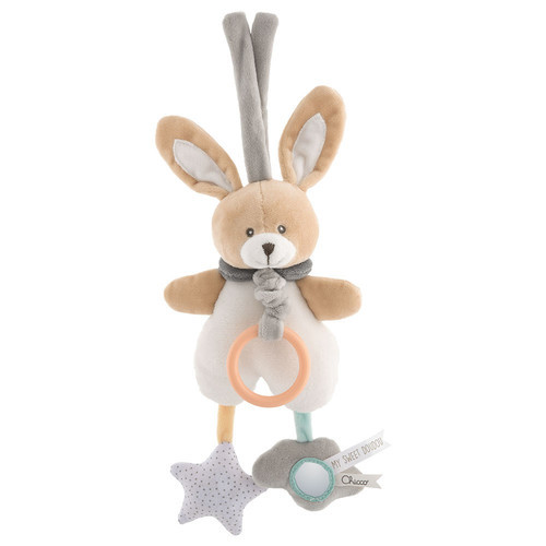 Chicco: Bunny Musical Cot Panel