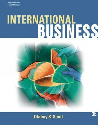 International Business by Les Dlabay image