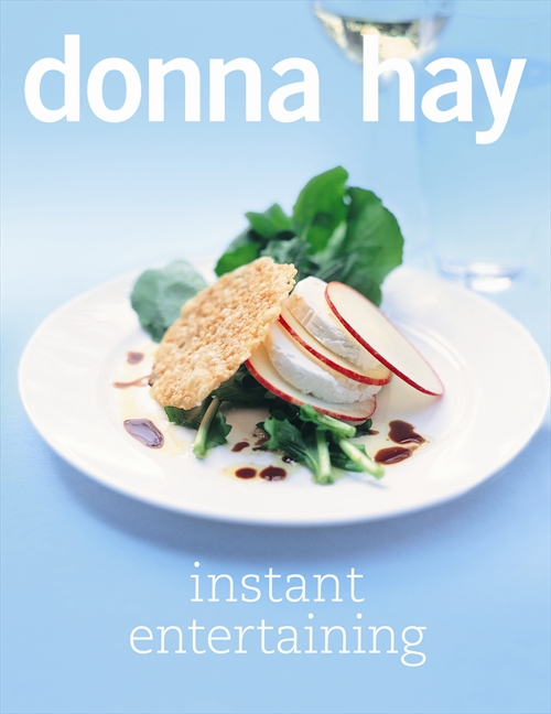 Instant Entertaining by Donna Hay image