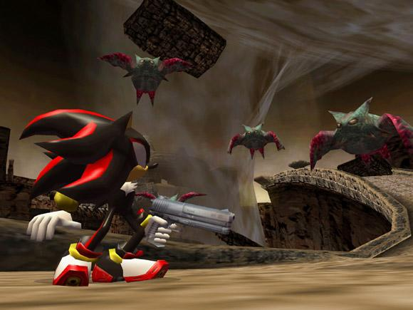 Shadow The Hedgehog for PlayStation 2 image