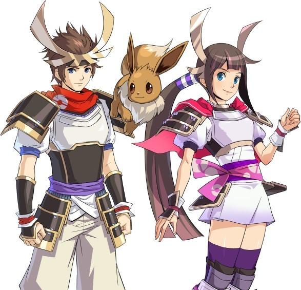 Pokemon Conquest for Nintendo DS image