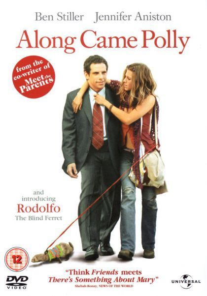 Along Came Polly on DVD image