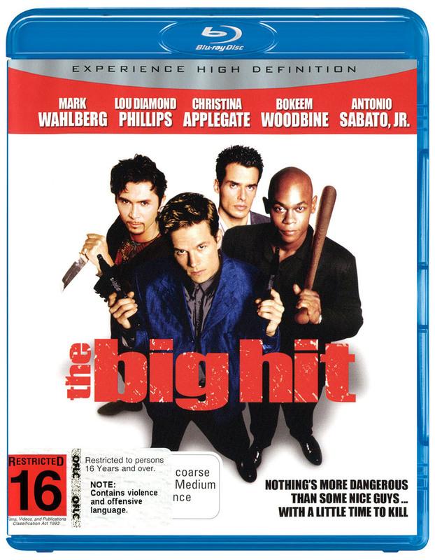 The Big Hit on Blu-ray