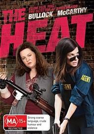 The Heat on DVD