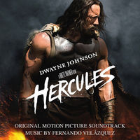 Hercules OST (LP) by Fernando Velázquez