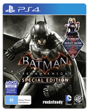 Batman Arkham Knight Special Edition for PS4