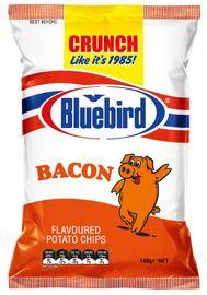 Bluebird: Bring Back Original - Bacon (140g)