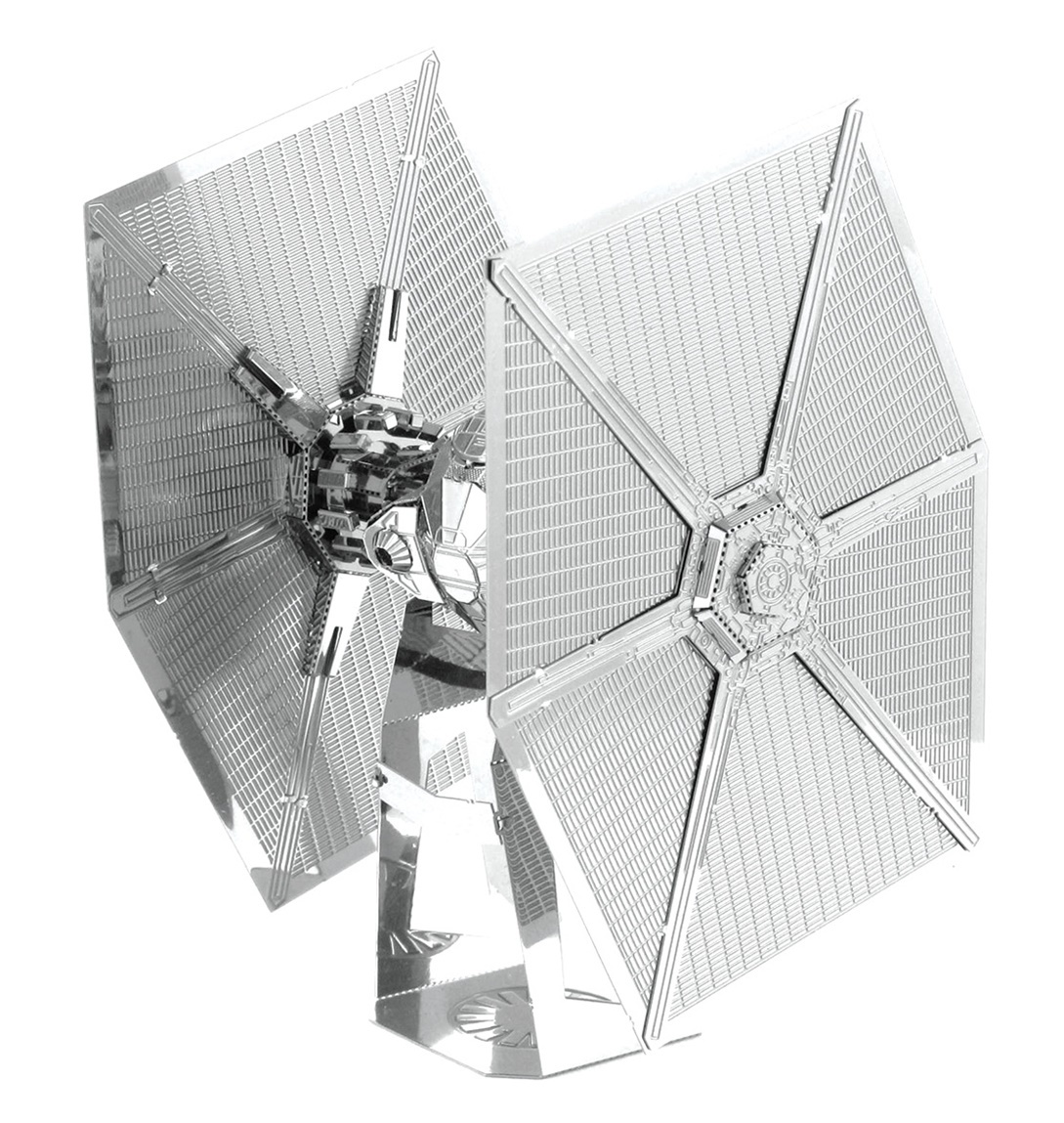 Metal Earth: Star Wars Special Forces Tie Fighter - Model Kit image