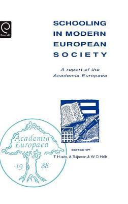 Schooling in Modern European Society image