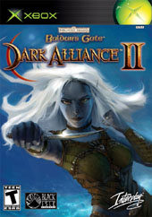 Baldur's Gate: Dark Alliance II for Xbox