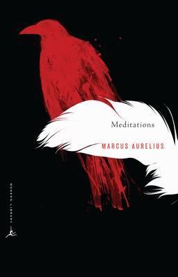 Mod Lib Meditations by Marcus Aurelius image