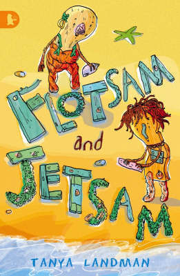 Flotsam And Jetsam by Tanya Landman image