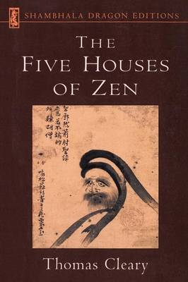 Five Houses Of Zen by Thomas Cleary image