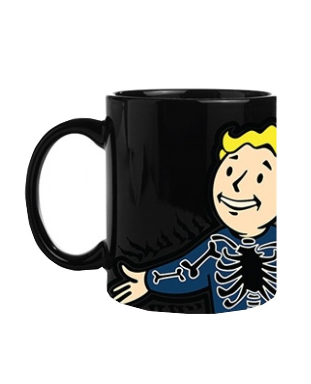 Fallout: Heat Change Mug - Vault Boy