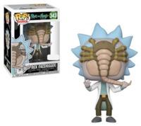 Rick & Morty – Rick (Facehugger Ver.) Pop! Vinyl Figure image