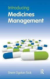 Introducing Medicines Management by Sherri Ogston-Tuck image