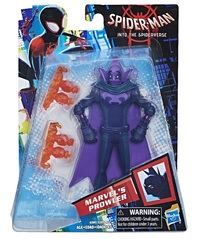 "Spider-Man: Spider-Verse 6"" Action Figure - Prowler"