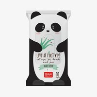 Legami: Love At First Wipe Wet Wipes - Panda / Aloe