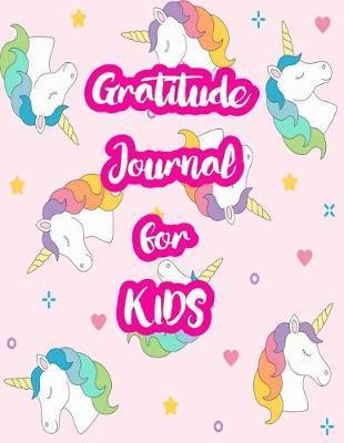 Gratitude Journal for Kids by Shaylee Koch